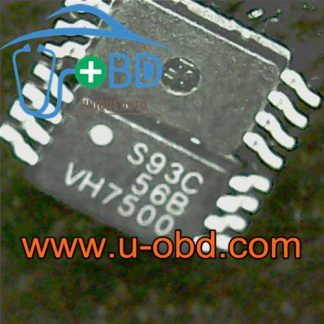 93C56 TSSOP8 Widely used automotive EEPROM chips