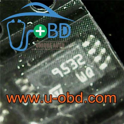 95320 TSSOP8 Widely used automotive EEPROM chips