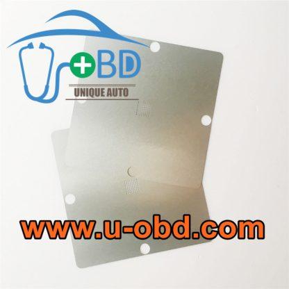GL512N11FFA02 BGA chip reballing stencil