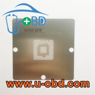 MT3360BICG BGA chip reballing stencil for Philco navigation main host