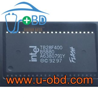 TB28F400B5B80 TSOP44 Automotive widely used ECU flash chips