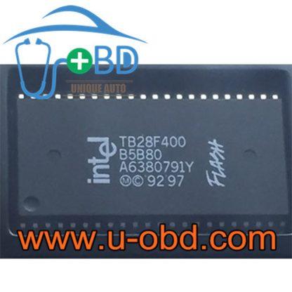 TB28F400B5B80 TSOP44 Automotive widely used ECU flash chips