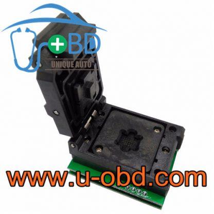 BMW BGA24 Sockets BGA24 TO DIP8 Adapter 8x6mm 25PX32 Flash sockets