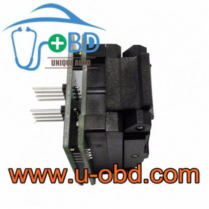 BMW BGA24 Sockets BGA24 TO DIP8 Adapter 8x6mm SMT SMD sockets