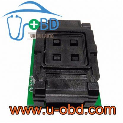 BMW BGA24 adapter BGA24 TO DIP8 Adapter 8x6mm 25PX32 Flash sockets