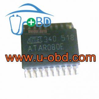 ATAR080E volkswagen skoda vulnerable instrument cluster driver chip