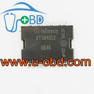 BTS840S2 NISSAN Vulnerable BCM driver chips