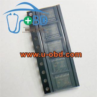 VPSA132A VOLKSWAGEN SKODA dashboard vulnerable chips