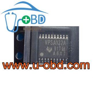VPSA132A VOLKSWAGEN instrument cluster vulnerable driver chips