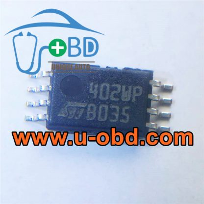 24C02 TSSOP Widely used Automotive eeprom chips