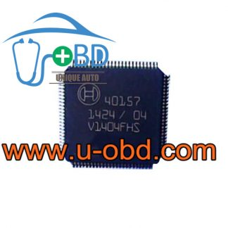 40157 BOSCH Widely used ABS module vulnerable driver chips