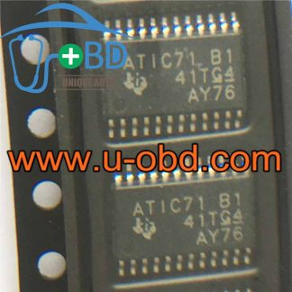 ATIC71 B1 ATIC71B1 BMW Vulnerable ignition driver chip