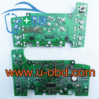 AUDI A6 MMI Multimedia control panel Audio Navigation keystroke panel