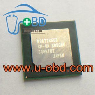 R8A77850B AUDI Audio host vulnerable BGA chip