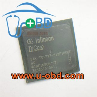 SAK-TC1797-512F180EF-AC Mercedes Benz Commonly used MCU