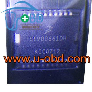 SC900661DH Widely used vulnerable auto ECU Driver chips