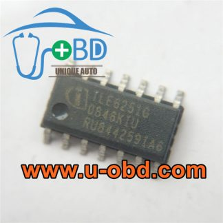 TLE6251G Mercedes benz dashboard communication chip