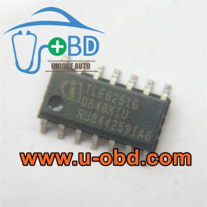 TLE6251G Mercedes benz dashboard communication chip