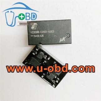 V23086-C2001-A303 Relay