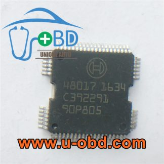48017 BOSCH ECU Vulnerble fuel injection driver chips