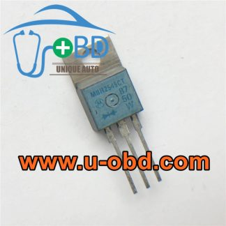 2545CT ABS ECU Vulnerable transistors