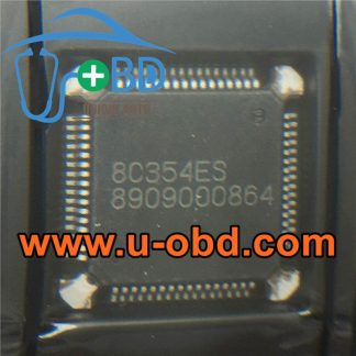 8909000864 BMW DME Vulnerable driver chips