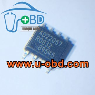 AD22057 Car ECU commonly used vulnerable chips