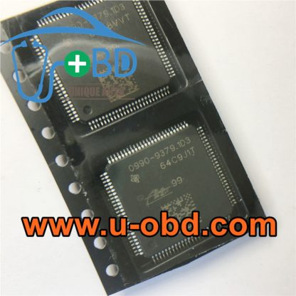 0990-9379.1D3 ABS Module commonly used chips