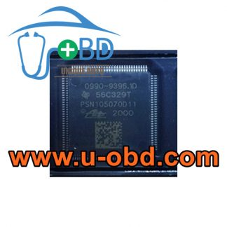0990-9396.1D Automotive ABS ECU ABS Module vulnerable chips