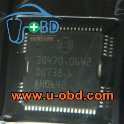 30470 BOSCH ECU commonly used driver chips