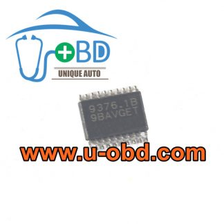 9376.1B Automotive ABS ECU ABS Module vulnerable chips