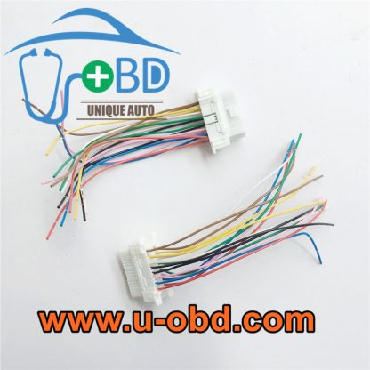 Automotive OBD Connector OBD2