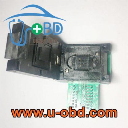 BGA169 EMCP153 EMMC chip programming socket