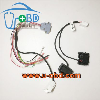 BMW B48 B58 Clone harness ISN Reading cable set connector