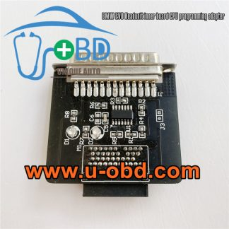 BMW EVO Headunit Control board CPU programming adapter