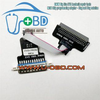 BMW NBTevo Headunit repair tools Renesas MCU Chip D70F3558 programming solution adapter
