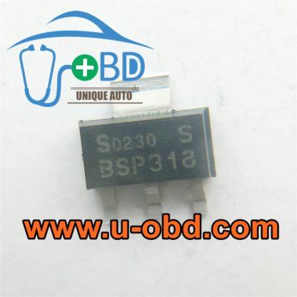 BSP318 Car Diesel ECU commonly used Transistors