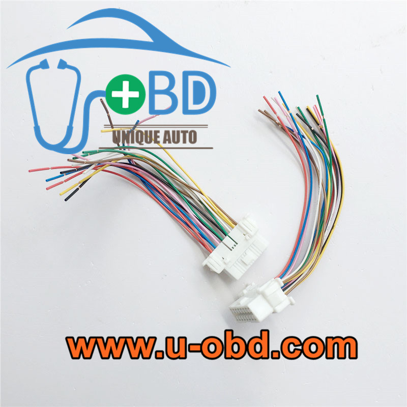 Car standard OBD Interface CAN BUS connector