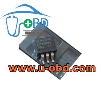 LM2940S-5.0 AUDI Head unit amplifier host power supply chip