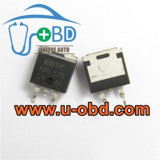 MBRB1645 Automotive ABS ECU ABS Module vulnerable transistor