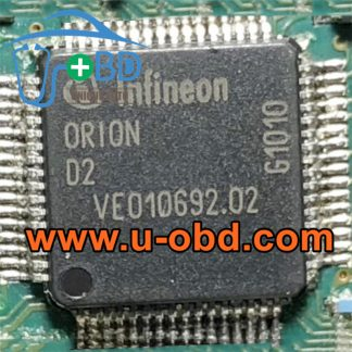 ORION 0RION D2 Ford VOLKSWAGEN ABS Module chips