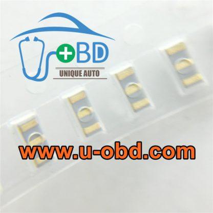 LAND ROVER KVM Module vulnerable Crystal Oscillator