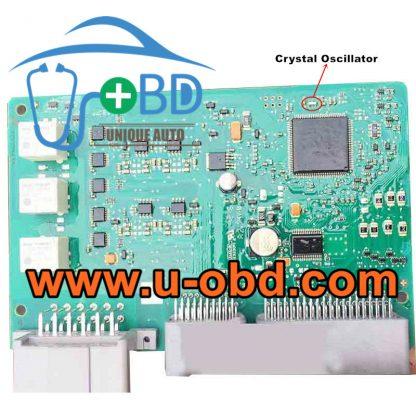 LANDROVER KVM vulnerable crystal oscillator