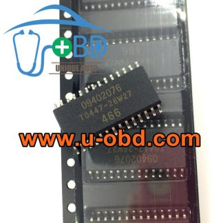 09402076 Car ECU commonly used ECM driver chips
