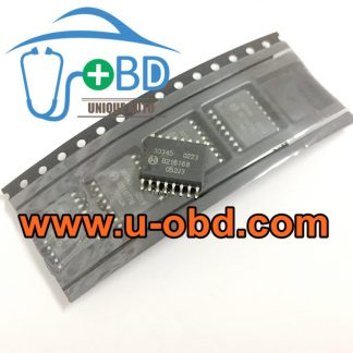 30345 BOSCH ECU Commonly used driver chips