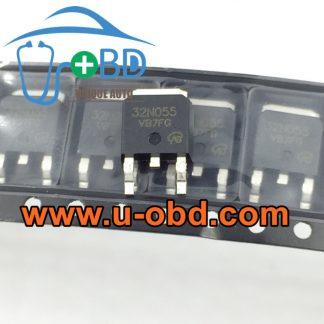 32N055 Automotive ECU ECM field effect transistors