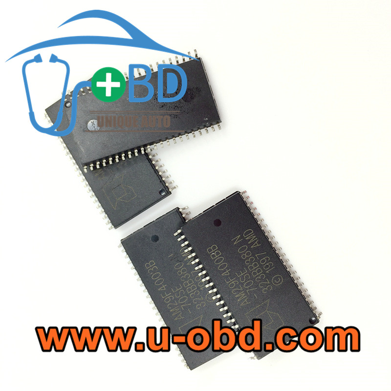 AM29F400BB-70SE Car ECU Commonly used flash memory chips