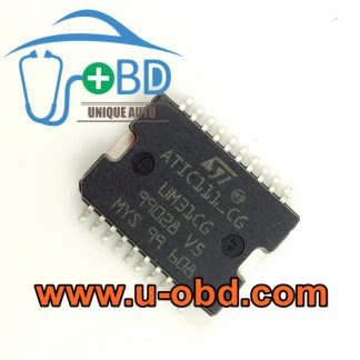ATIC111-CG Car ECU commonly used ECM driver chips