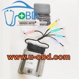 AUDI VOLKSWAGEN ECU MED17.1 MED17.5.20 MED17.5.25 MED17.5.21 MED17.5.2 Magicmotorsport FLEXBOX Clone harness