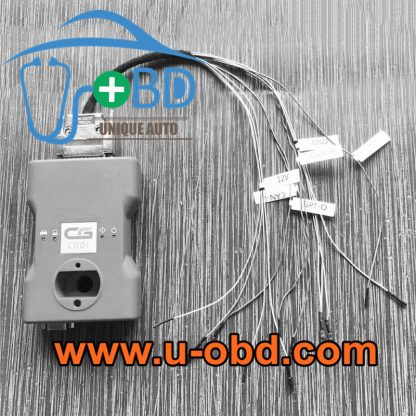 BMW B38 N12 N20 N55 N52 MSV90 MEVD17 DEM Clone ISN reading cable CGDI